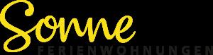sonne ferienwohnungen in oberstaufen - logo gelb