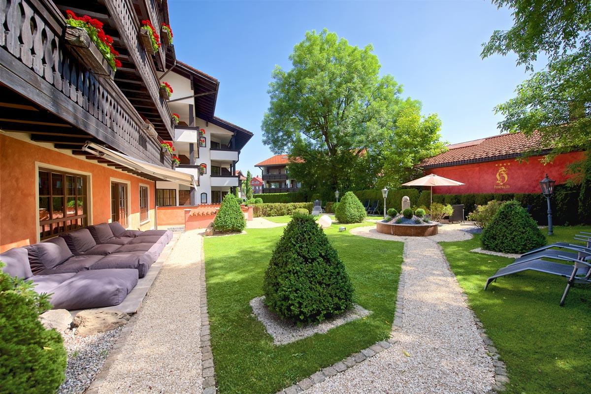 hotel hirsch - sonne ferienwohnungen