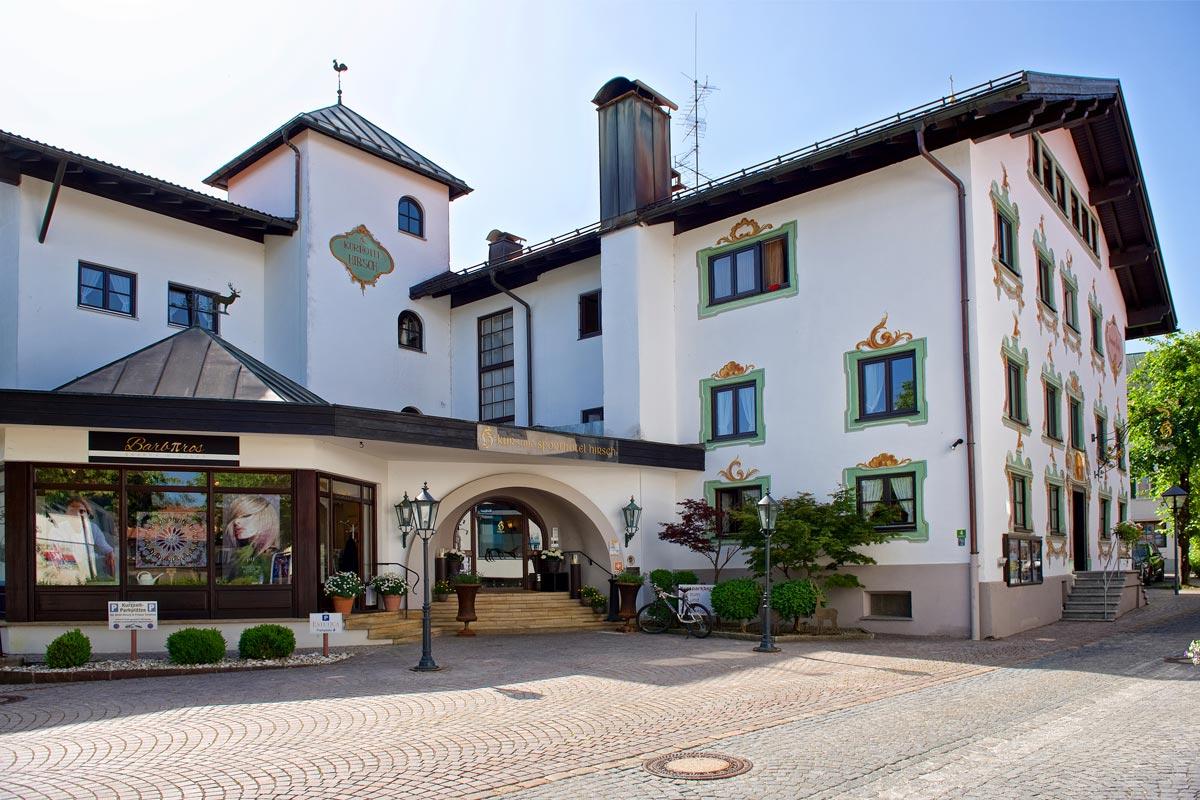 hotel hirsch - luxusferienwohnungen