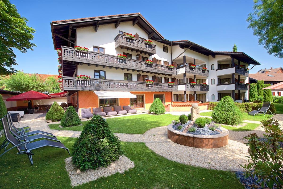 sonne ferienwohnungen – kooperation hotel hirsch