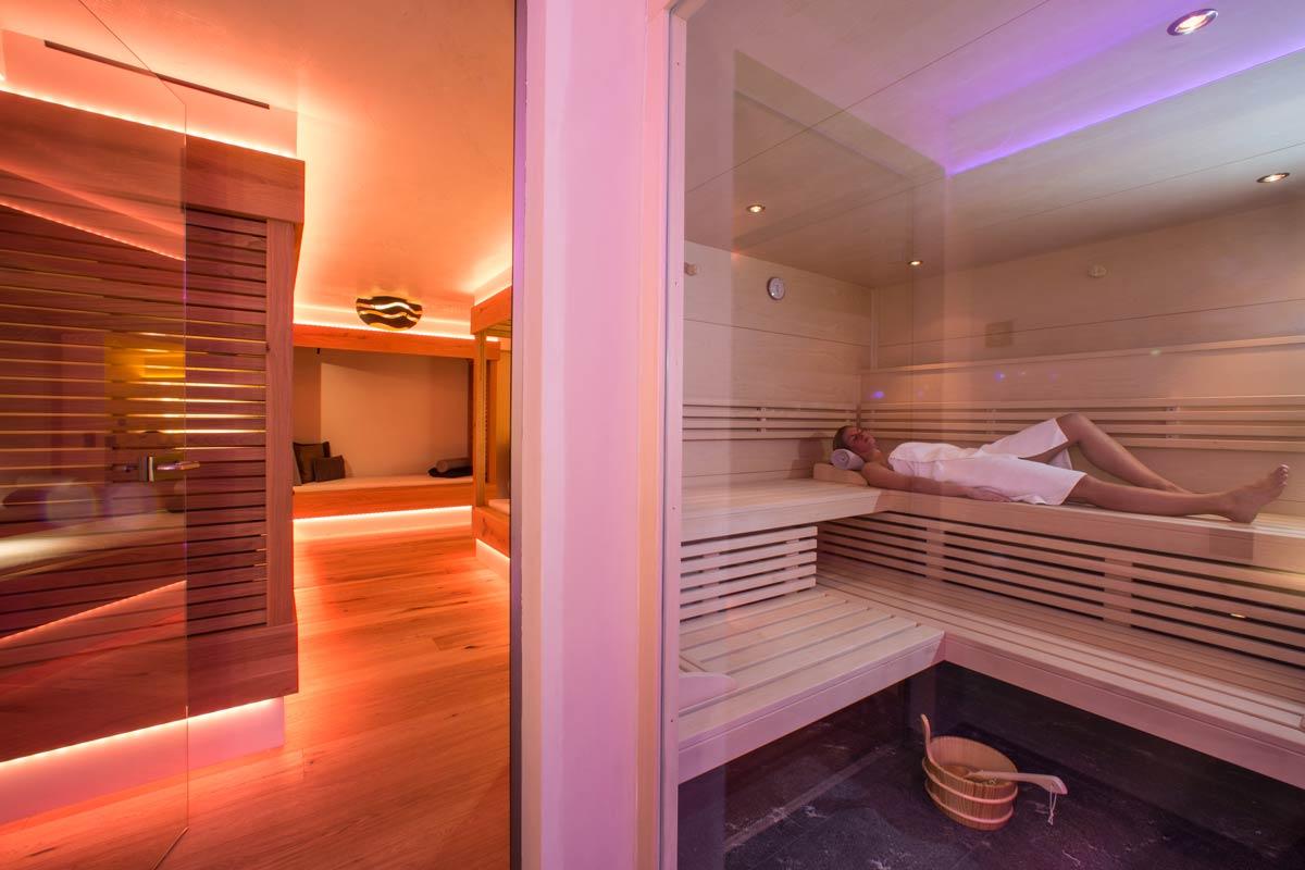 hotel hirsch - sauna