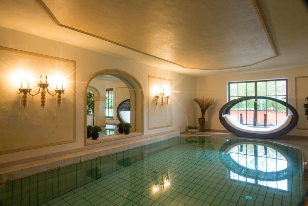 hotel hirsch - hallenbad